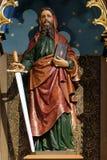 Saint Paul royalty free stock images