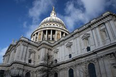 Saint Pauls Cathedral, Stock Image