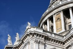 Saint Pauls Cathedral, Stock Images