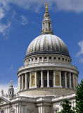 Saint Pauls cathedral Stock Images