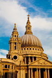 Saint Pauls Cathedral Royalty Free Stock Images