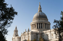 Saint Pauls Cathedral, London, UK Royalty Free Stock Photo
