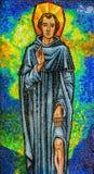 Saint Peregrine shrine Royalty Free Stock Photography