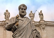 Saint Peter Royalty Free Stock Images