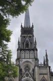 Saint Peter of Alcantara Cathedral in Petropolis, Rio de Janeiro. Stock Photo