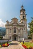 Saint Peter And Paul In Gotzens, Austria. Stock Photography