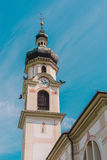 Saint Peter And Paul In Gotzens, Austria. Royalty Free Stock Photography