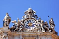 Saint Peter cathedra Royalty Free Stock Photo