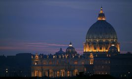 Saint Peter Cathedral Royalty Free Stock Image