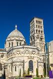Saint Peter Cathedral of Angouleme built in the Romanesque style - France, Charente Royalty Free Stock Photography