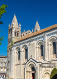 Saint Peter Cathedral of Angouleme built in the Romanesque style - France, Charente Royalty Free Stock Image