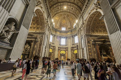 Saint Peter Cathedral Stock Photography