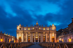 Saint Peter cathedral Royalty Free Stock Images