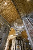 Saint peter cathedral, vatican Royalty Free Stock Image