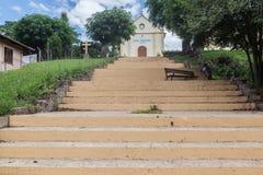 Saint Peter Chapel Bento Goncalves Stock Image
