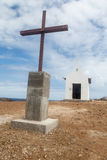 Saint Peter Chapel Fernando Noronha Brazil Photos libres de droits