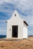 Saint Peter Chapel Fernando Noronha Brazil Stock Image