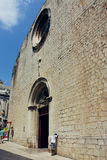 Saint Peter Church in Figueres, Spain Royalty Free Stock Photography