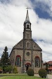 Saint Peter Church in Gramado Stock Images