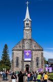 Saint Peter Church Gramado Brazil Stock Photography