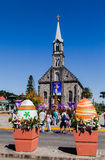 Saint Peter Church Gramado Brazil Royalty Free Stock Photography