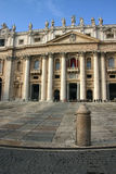 Saint Peter church in Rome Stock Photos