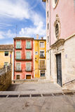 Saint Peter Convent, Cuenca Royalty Free Stock Photography