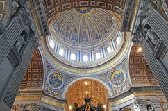 Saint Peter Dome Royalty Free Stock Photos