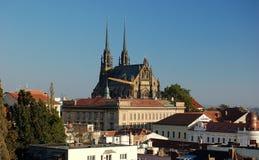 Saint Peter e Paul da catedral Fotografia de Stock Royalty Free