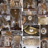 Saint peter, interior Vatican Royalty Free Stock Photos