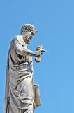 Saint Peter with key Royalty Free Stock Photo