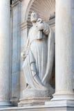Saint Peter With Keys Stock Photos