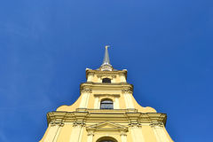 Saint Peter and Paul cathedral Stock Photo