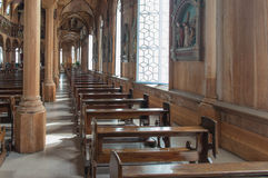 Saint Peter and Paul Cathedral Royalty Free Stock Photos