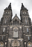 Saint Peter and Paul Cathedral, Prague Royalty Free Stock Photos