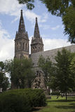 Saint Peter and Paul Cathedral, Prague Stock Photography