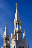 Saint Peter Paul Catholic Church San Francisco Royalty Free Stock Photos