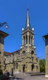 Saint Peter and Paul Church, Bern Stock Image