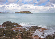Saint Peter Port,  Guernsey. Stock Photography