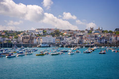 Saint Peter port, Guernsey Royalty Free Stock Images