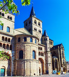 Saint Peter Roman Cathedral, Trier Royalty Free Stock Photos