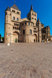 Saint Peter Roman Cathedral, Trier Stock Photography