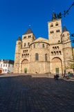 Saint Peter Roman Cathedral, Trier Royalty Free Stock Image
