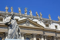 Saint Peter Rome Royalty Free Stock Photography