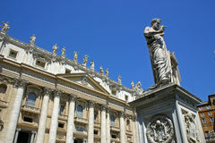 Saint Peter Rome Stock Photography