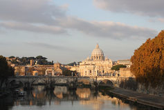 Saint Peter's Basilica Royalty Free Stock Image