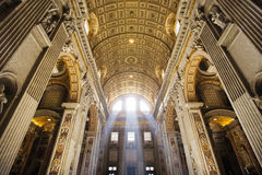 Saint Peter's Basilica Royalty Free Stock Photos