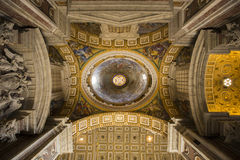 Saint Peter's Basilica Stock Photography