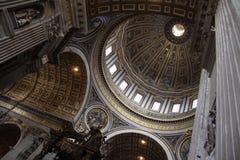 Saint Peter's Basilica Stock Images