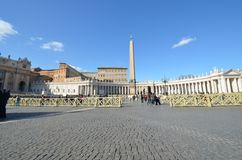Saint Peter`s Basilica, sky, landmark, town square, town. Saint Peter's Basilica is sky, town and city. That marvel has landmark, plaza and building and that stock images